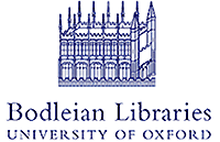 Logo: Bodleian Library, Oxford University
