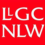 National Library of Wales logo